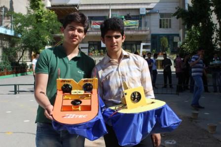مسابقات روباتیک